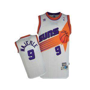 Phoenix Suns Dan Majerle White Jersey